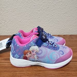 Kid's Frozen  Shoes Size 8